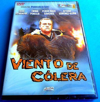 VIENTO DE COLERA - Juan Echanove / Pedro de la Sota -...