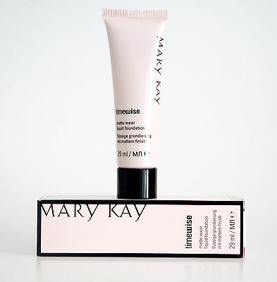 Wear Liquid Foundation (Mary Kay Time Wise Matte Wear Liquid Foundation, Ivory, Beige,Bronze MHD 2020/21)
