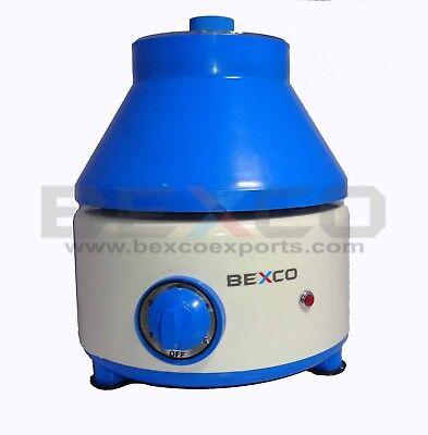 Blood Centrifuge Machine 220v 3500rpm 5 Speed Regulator - Bexco Brand Free Ship
