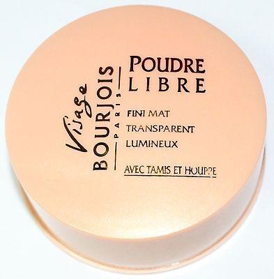 Bourjois paris loose powder for face poudre libre 45 miel for Paris libre
