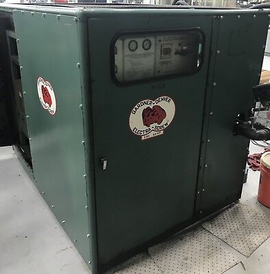 60 Hp Hp Gardner Denver Electra Screw Rotary Screw Air Compressor