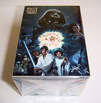 2010 Star Wars Galaxy 5 Trading Card Base Set of 120 Cards