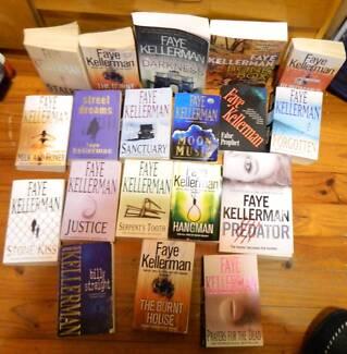 Faye Kellerman Books