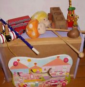 wooden toys for baby-3+ yrs from $5-$25 Mosman Mosman Area Preview