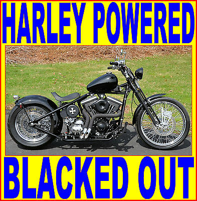 Harley rigid bobber motorcycles for sale for American classic motors for sale