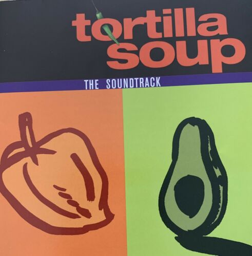 Various/Tortilla Soup - The Soundtrack (Narada World 72438-10366-2-4) CD Album