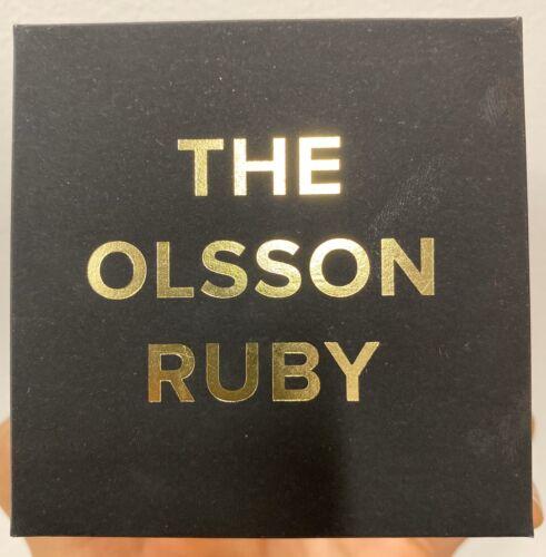 1.75mm Filament 3DMakerWorld Olsson Ruby Nozzle 0.6mm
