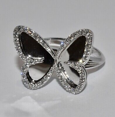 Messika Butterfly Diamond Ring 18k