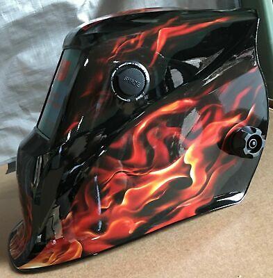 Frs New Pro Weldinggrinding Helmet Auto Darkening Mig Tig Arc Hood