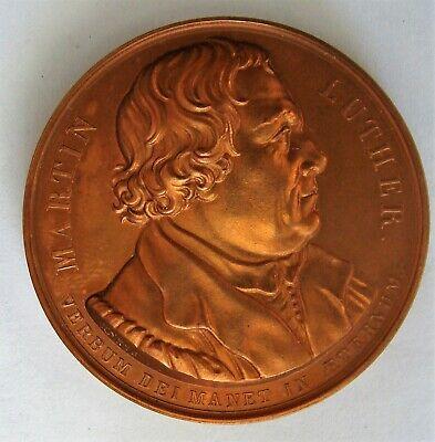 URG ,Superhochprägung Cu von Helmut König, Günstige Gelegenh (Günstige Medaillen)