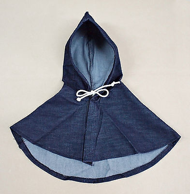 New Cotton Denim Welder Welding Head Neck Protect Cover Hood Seal