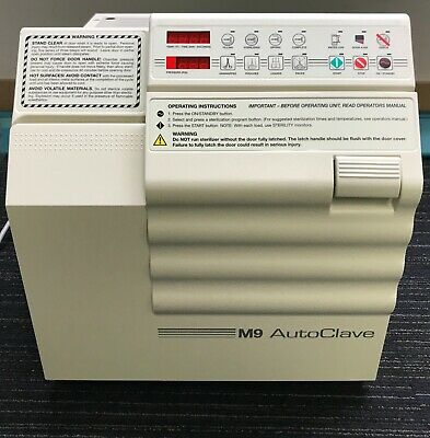 Ritter M9 Autoclave W 90 Day Warranty