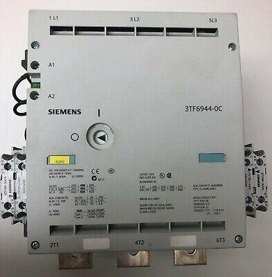 Siemens Contactor 3tf6944-0c
