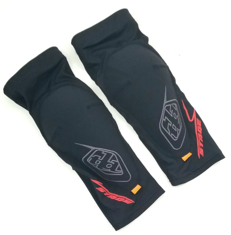 TROY LEE DESIGNS STAGE MTB KNEE GUARDS. Size XS/S