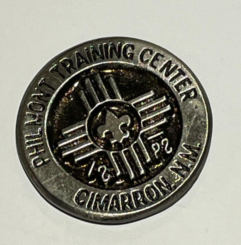 Philmont Training Center Lapel Pin Boy Scout  CF3
