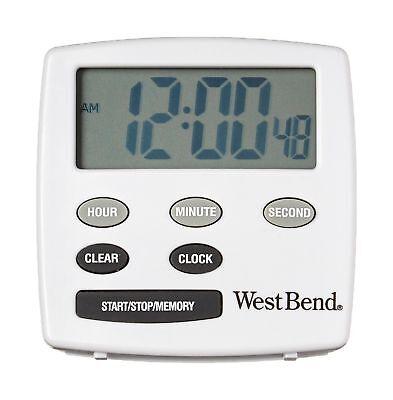 West Bend 40055 Timer White Digital