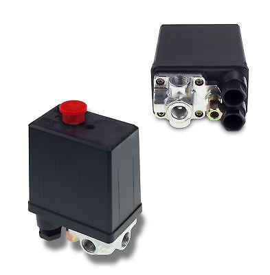 Druckschalter für Kompressor Druckregler 230 V  NEU Kompressorschalter