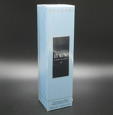 Bulgari Bvlgari BLV II 2 Bath & Shower Gel 200 ml