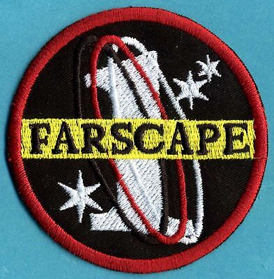 John Crichton Farscape 1 Mission Patch