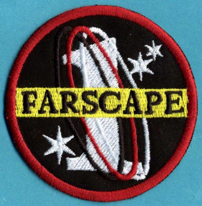 John Crichton Farscape 1 Mission Iron-On Patch