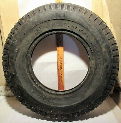 6.00-14 Co-op 6 Ply 3-rib Front Tractor Or Implement