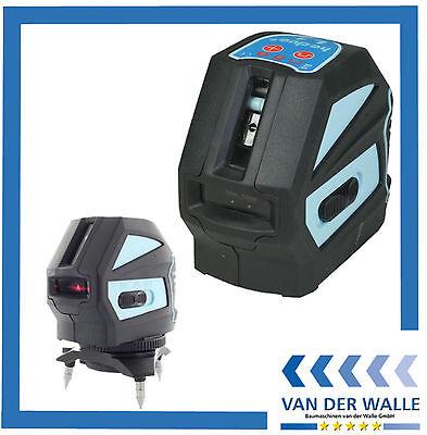 hedue® Linienlaser L1 selbstnivellierend Baulaser L216 mit magnet. Uni-Halterung online kaufen
