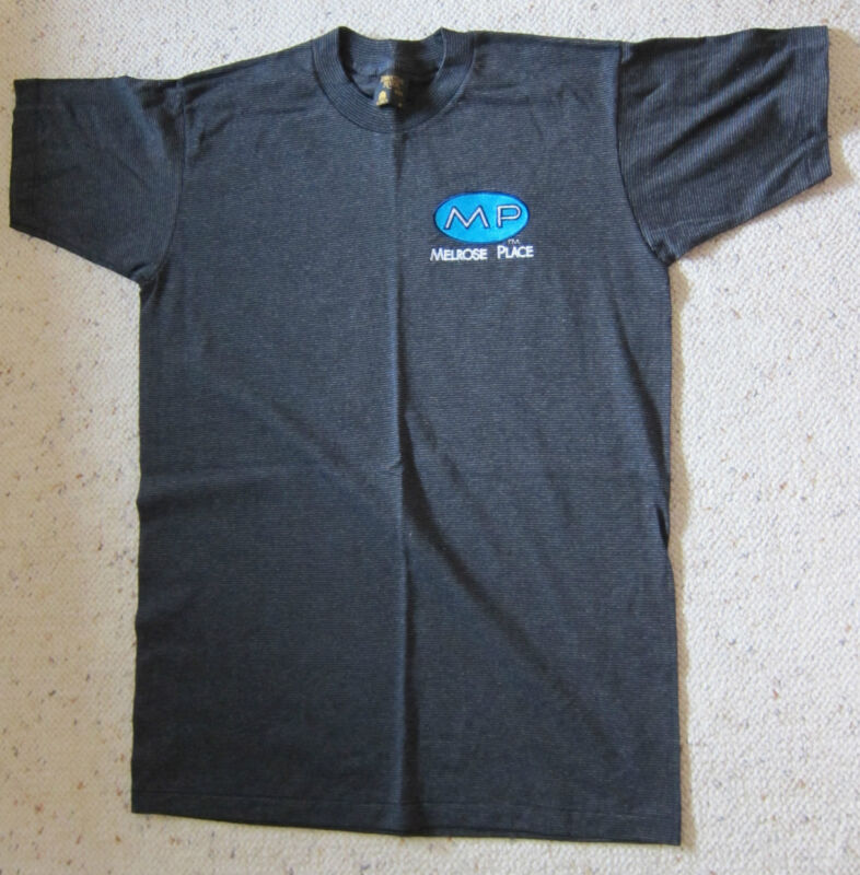 Original MELROSE PLACE T-Shirt - Promotional Gift to Cast and Crew