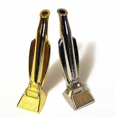 Nasal Straw Vacuum Style Metal Brass Tube