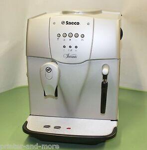 Reparaturtausch Wartung Ihrer Saeco Incanto SUP021 Kaffeevollautomat