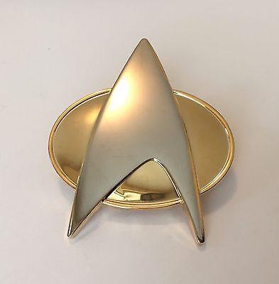 Star Trek The Next Generation Comunicator Pin (Full Size)