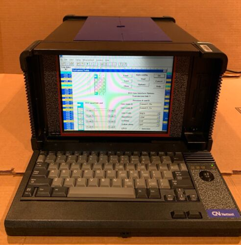 GN Nettest MPA 7300 MPA7300 Multichannel Protocol Analyzer with options