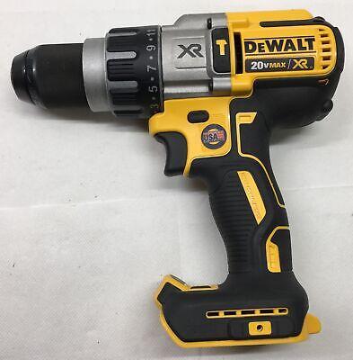 Dewalt Dcd996 20v Max Xr Brushless 3-speed Cordless 12 Hammer Drill 20 Volt