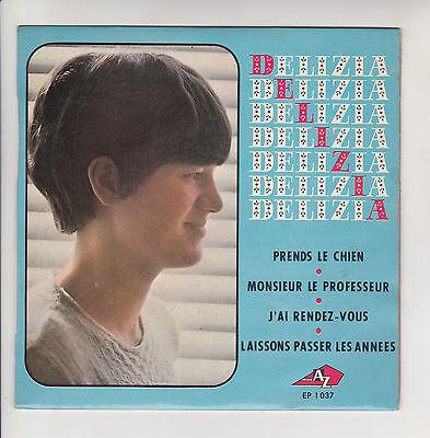 Delizia Vinyl 45T 7