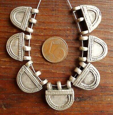 Lot Pendants Amulets Telsum Antique Ethiopia Pearl Prayer Ethiopian Pendant A