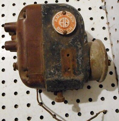 Vintage American Bosch 4 Cylinder Magneto