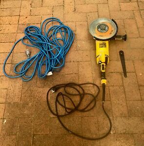 DeWalt 9 inch grinder and extension cord - used once Sutherland Sutherland Area Preview