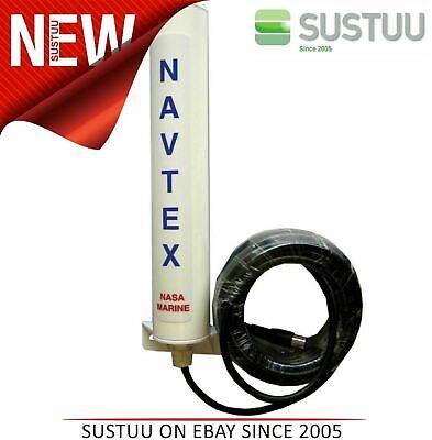 NASA Marine Navtex 518 KHZ Antenna Unit with 7m Cable