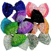 Diamante Hair Clips