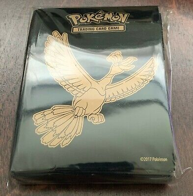 New Pokemon Ho-Oh Shining Legends Elite Trainer Box 65ct Card Sleeves