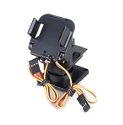 Pt Pantilt Camera Platform Anti-vibration Camera Mount Rc Fpv 9g 12g Servo Gl