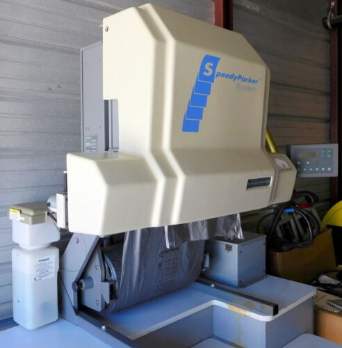 SpeedyPacker SP3, Expandable Foam Packaging System. Entire System. Excellent.