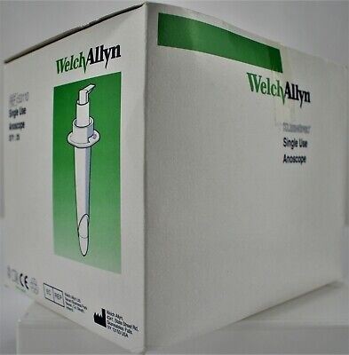 Welch Allyn53110 Kleenspec Disposable Anoscope 25box
