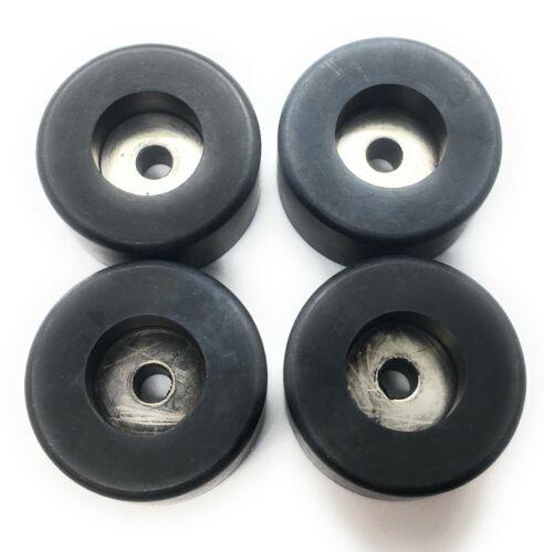 4 pack Heavy Duty Air Compressor Rubber Feet  & Anti Vibration Pad