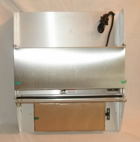 Heat Seal Model 625AT Commercial Table Top Wrapper New Open Box