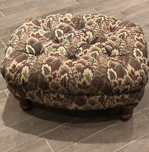 Barely used ottoman