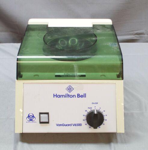 Hamilton Bell Vanguard V6500 Centrifuge   (FA1)