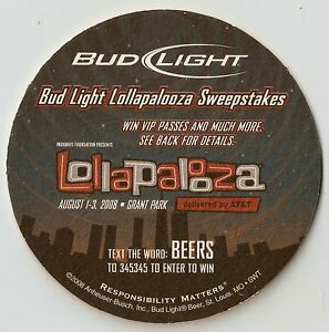 16-Bud-Light-Lollapalooza-Beer-Coasters