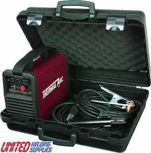 THERMAL-ARC-175-SE-STICK-MMA-ARC-LIFT-TIG-WELDER-240V-INVERTER