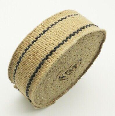 Jute Tape Webbing Strap Trim Rustic Hessian Natural Craft Upholstery sofa DIY Jute Trim
