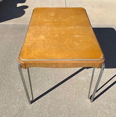 Vintage Kitchen Table Circle 1940S For your vintage kitchen!